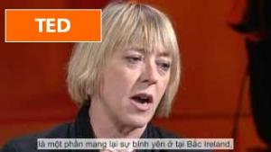 [TED] Jody Williams: A realistic vision for world peace