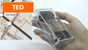 TED - Fabian Hemmert: Thay đổi hình dạng - tương lai của điện thoại di động