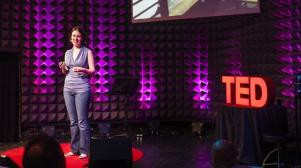 [TED] Tania Luna: How a penny made me feel like a millionaire
