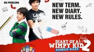 Diary Of A Wimpy Kid 2 Rodrick Rules (2011)