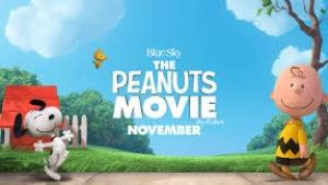 Snoopy: The Peanuts Movie (2015)
