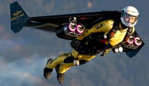 FLY WITH THE JETMAN