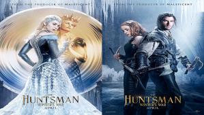 The huntsman- Winter's war (2016)