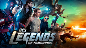 DC'S LEGEND OF TOMORROW - SEASON 2