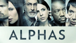 ALPHAS - SEASON 1