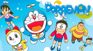 Doraemon US (Disney XD) (2014)