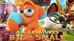 Ooops! Noah is Gone... (All Creatures Big and Small) (2015)