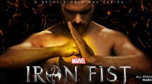 Marvel Iron Fist ( season 1 )