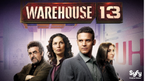 Warehouse 13 ( season 1 )