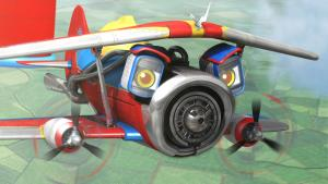 WINGS : SKY FORCE HEROES