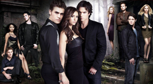 The vampire diaries ( season 1 )