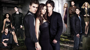 The vampire diaries ( season 2 )