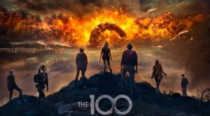 The 100 ( season 4 )