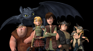 Dragons : Riders of Berk ( season 1 )