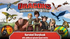 Dragons defenders of berk ( 2002 )