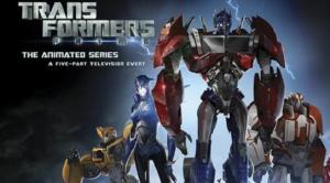 Transformers Prime ( season 1 )