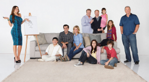 Modern family ( season 4 )