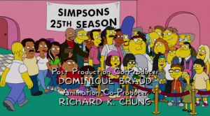 The Simpsons ( season 25 )