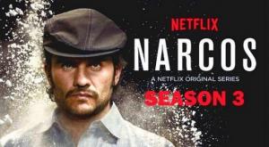 Narcos ( season 3 )