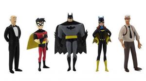 The New Batman Adventures ( season 2 )