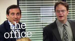 The Office US ( season 1 )
