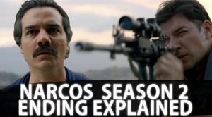 Narcos ( season 2 )