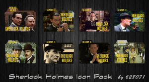 The adventures of Sherlock Holmes ( season 5 )