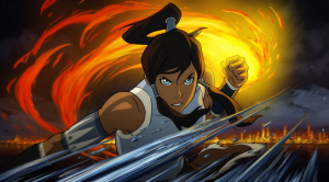 Avatar: The Legend of Korra ( season 4 )