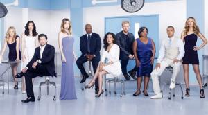 Grey's Anatomy ( season 14 )