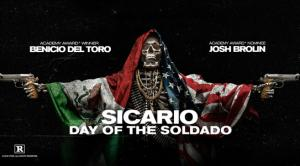 Sicario 2: Day of the Soldado (2018)