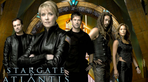 Stargate Atlantis ( season 3 )