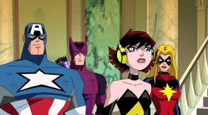 The Avengers: Earth's Mightiest Heroes ( season 1 )