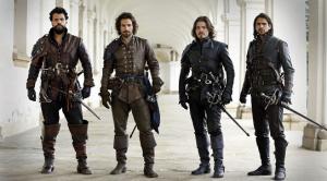 The Musketeers ( season 3 )