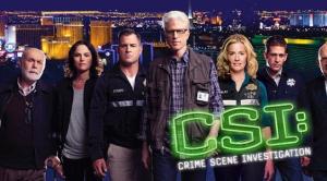 CSI: Crime Scene Investigation ( season 15 )