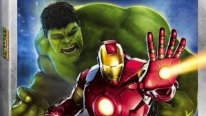 IRON MAN AND HULK : HEROES UNITED