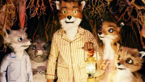 FANTASTIC MR . FOX