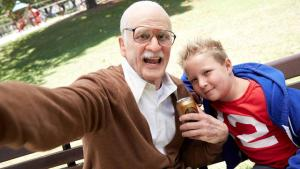 JACKASS PRESENTS: BAD GRANDPA 2013