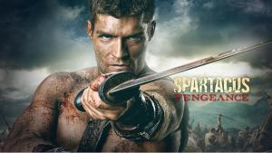 SPARTACUS - SEASON 2: Vengeance