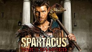 SPARTACUS - SEASON 3: War Of The Damned